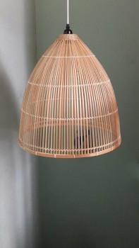 Đèn tre trúc ( đèn nơm tre)